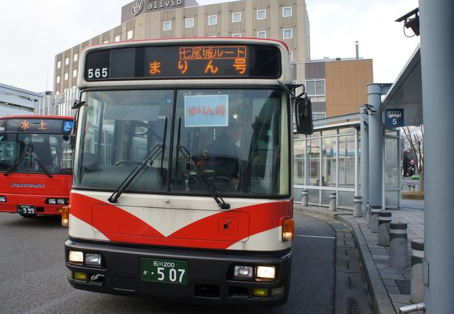 市内循環バス まりん号