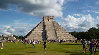 カンクンから日帰りで行けるマヤ文明の世界遺産