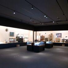 大宰府の無料の展示館です