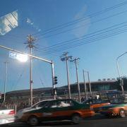 北京南~天津 高速鉄道