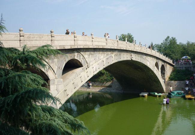 現存する中国最古の石橋