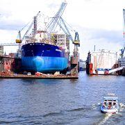 ドイツ最大の港湾都市ハンブルグの姿をクルーズで!