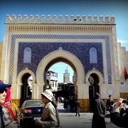 モロッコ最初のスラム王朝の都
