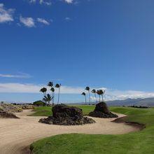 ワイコロア ビーチ リゾート ゴルフ