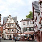 ドイツらしい風景