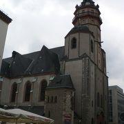 東西ドイツ統一への道を開いた教会