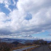 瀬戸大橋の眺めがいいです