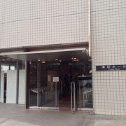 千駄ヶ谷駅からすぐ