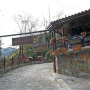Kakopetriaは古い家並みが続く古い街が魅力