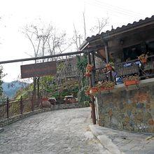 Old Kakopetriaの入り口