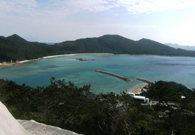 阿佐集落からのハイキング
