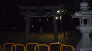 歩人山稲荷神社
