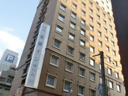 東横イン広島駅南口右 写真