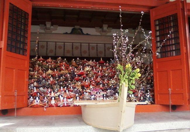 淡島神社のお祭り