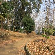 近所の人の散歩コース