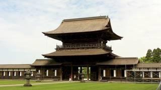瑞龍寺(富山県高岡市)