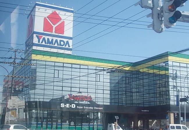 ヤマダ電機テックランド (New函館本店)