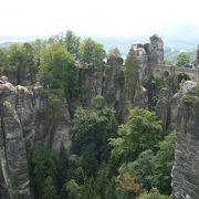 奇岩の見ごたえは自然のなせる業