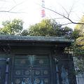 徳川氏友軍家の6人の将軍、5人の正室、5人の側室が眠る