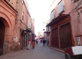 マラケシュ旧市街
