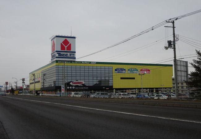 ヤマダ電機テックランド (千歳店)