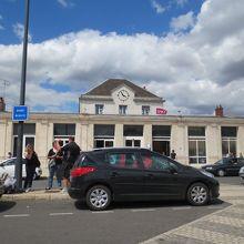 ブールジュ駅