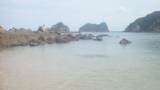栄松ビーチ