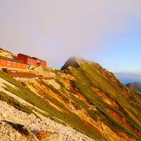 唐松岳頂上山荘 写真