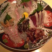 海鮮丼にびっくり