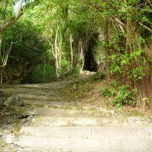 トンガ洞窟