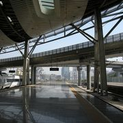 高速鉄道、地下鉄で利用
