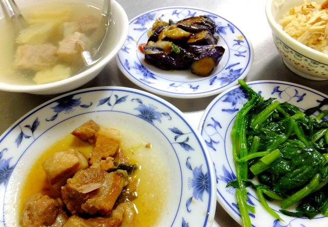梁記嘉義鶏肉飯 (チァイージーローハン)