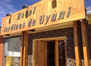 Hotel Jardines de Uyuni 写真