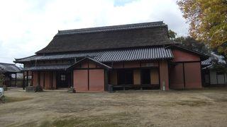 中家住宅(大阪府熊取町)
