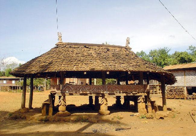 コック プーン タイ村