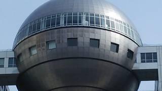 フジテレビ本社ビル球体展望室 「はちたま」