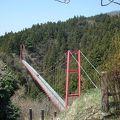 写真:千眼堂つり橋