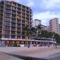静かなオンザビーチホテル♪