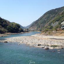 球磨川(熊本県人吉市)