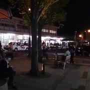 日本三大泉の温泉街です