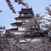 桜の時期は素晴らしいです。