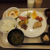 朝食 翌日