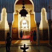 ◇モロッコ国内で唯一、非ムスリムでも入場できる霊廟◇