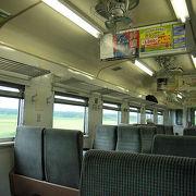 道東のワンマン列車