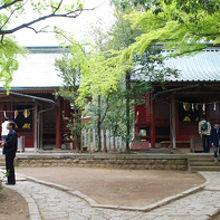門客人神社(摂社)・御嶽神社