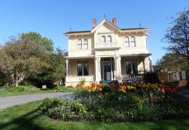 エミリー カーの生家