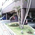中心部にアクセスのいいホテル