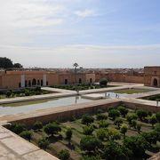 ◇かつては豪華絢爛、広大な敷地のみが残された宮殿跡◇