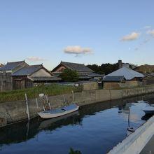 福永家住宅 --- 鳴門市にある「製塩業」の作業場が残る国重文の建物です。