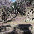 写真:旧千燈寺跡